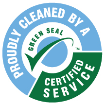 Cleaned By A Green seal Certified Service