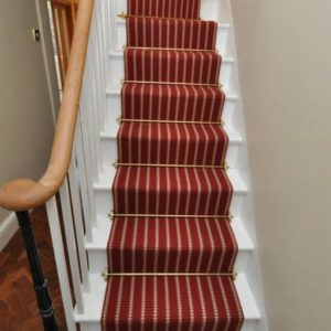 Stair Rods Supplied and Installed