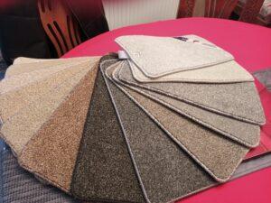 Choose at Home Carpet Sampling Service