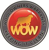 WOW - WOOL OWNERS WARRANTY
