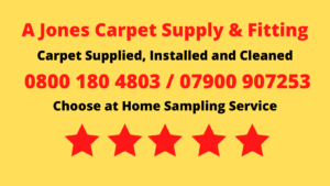 A Jones Carpet Supply and Fitting