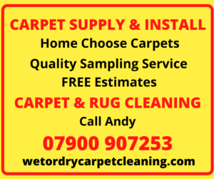 Carpet Supply, Install & Cleaning